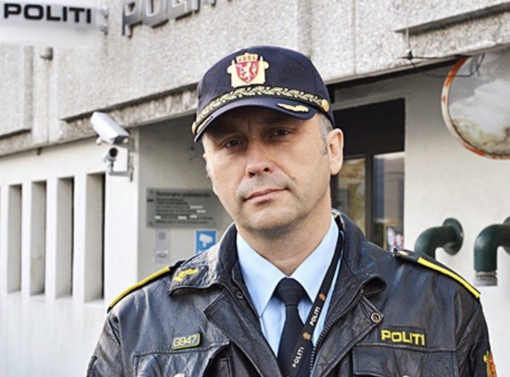 Seksjonsleder Forebyggende i Møre Romsdal Politidistrikt Arild Helland